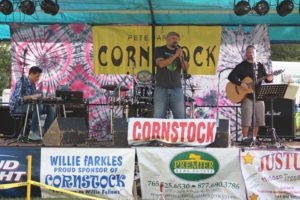 Pete Jarvis' Cornstock Shelbyville Indiana